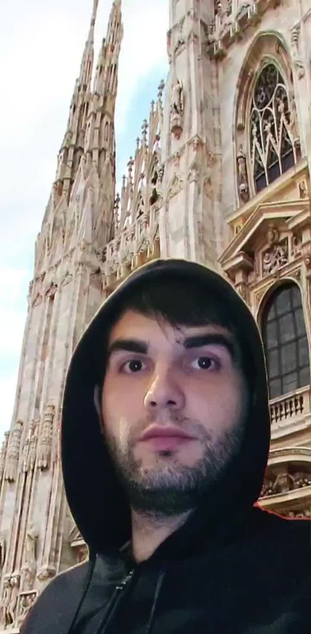 Instagram filter Duomo_Milano