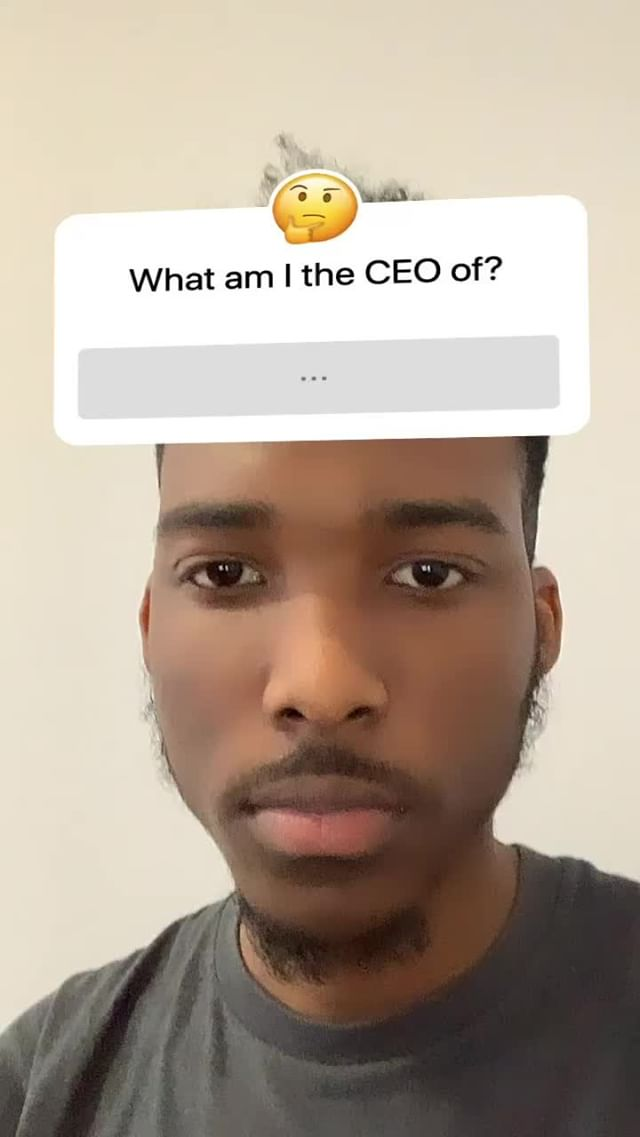 Instagram filter CEO Of
