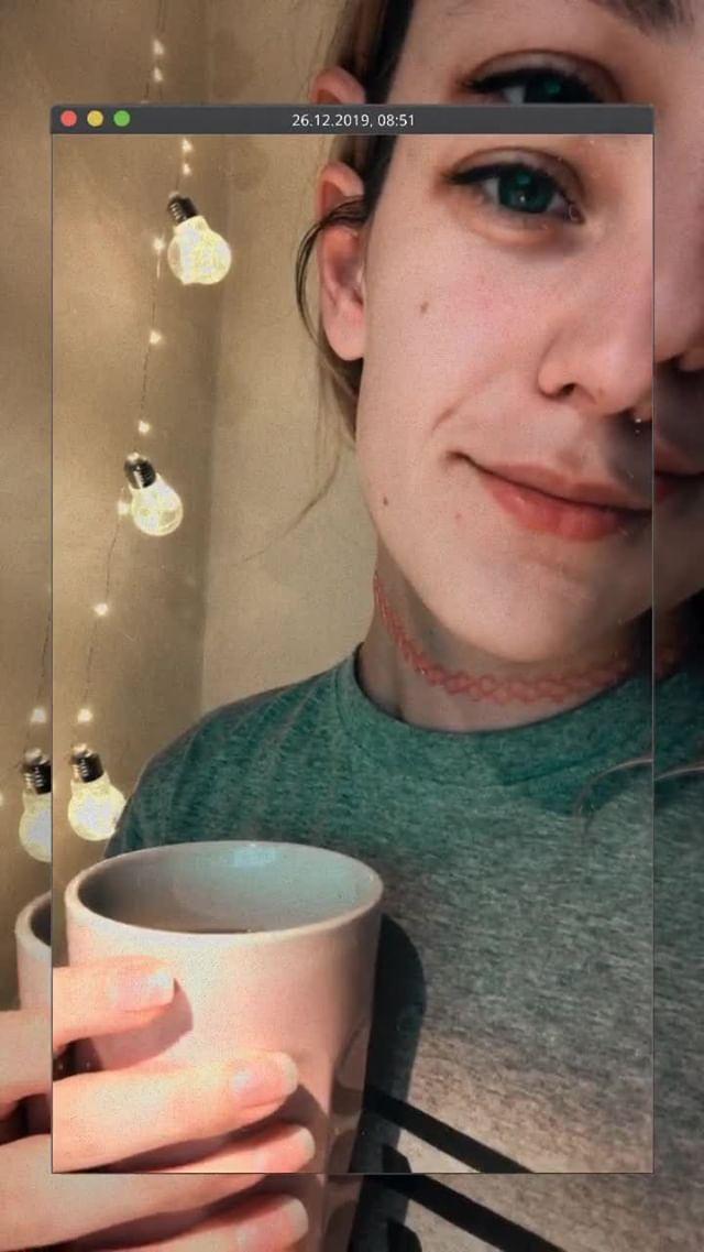 olgakhatkovskaya Instagram filter Colorfilter w/ date