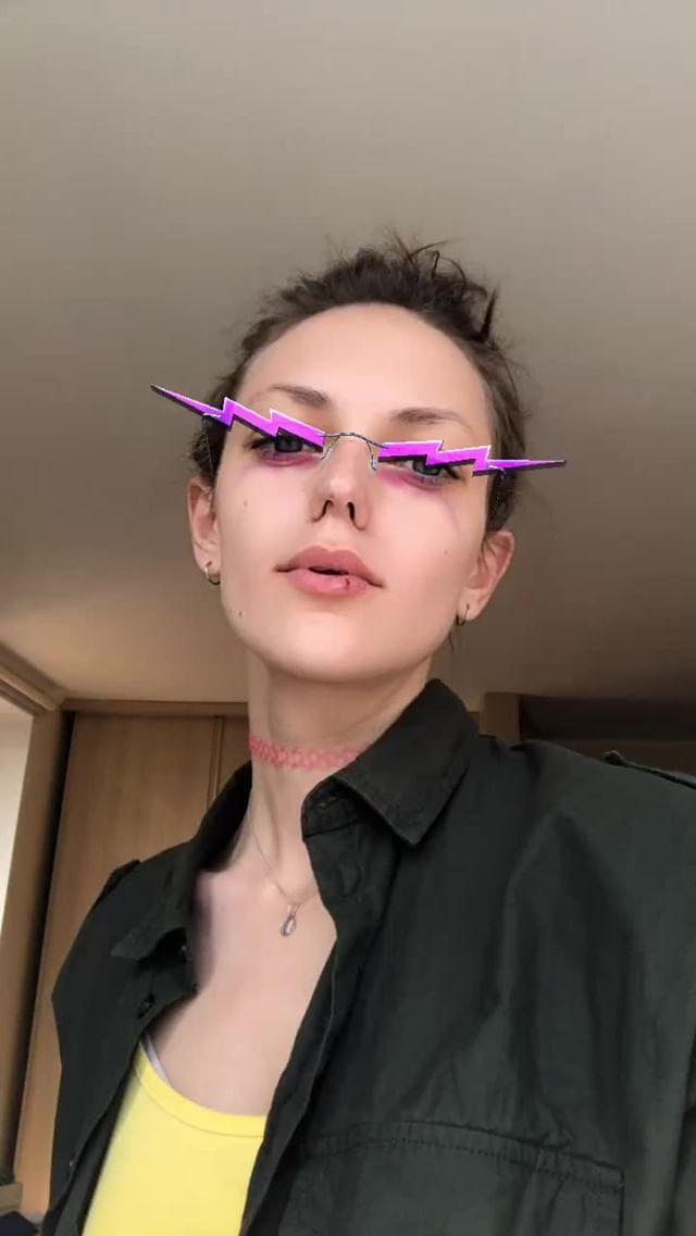olgakhatkovskaya Instagram filter Star&Light glasses