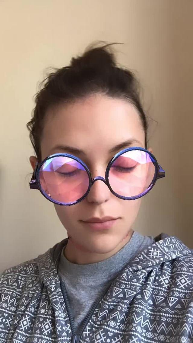 olgakhatkovskaya Instagram filter Pink_glasses
