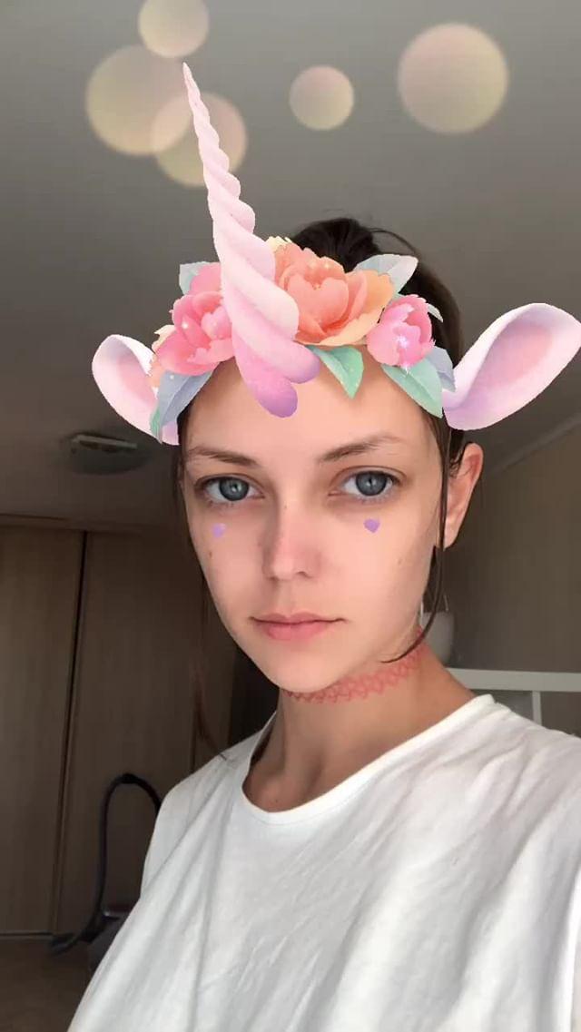olgakhatkovskaya Instagram filter Unicorn