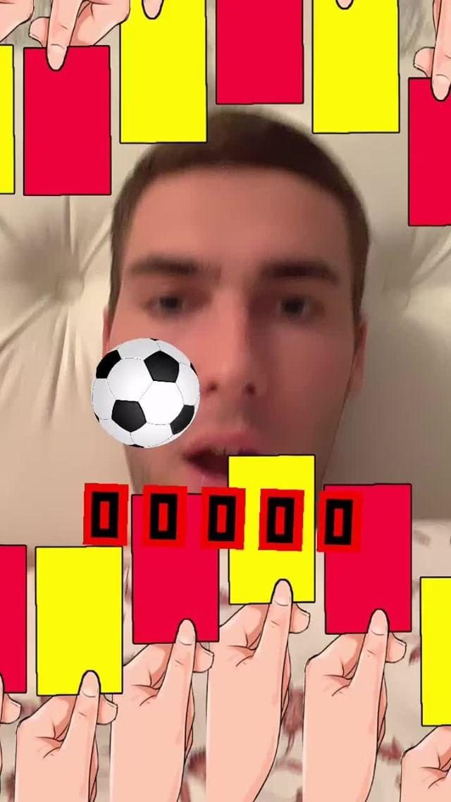 Instagram filter Super Football