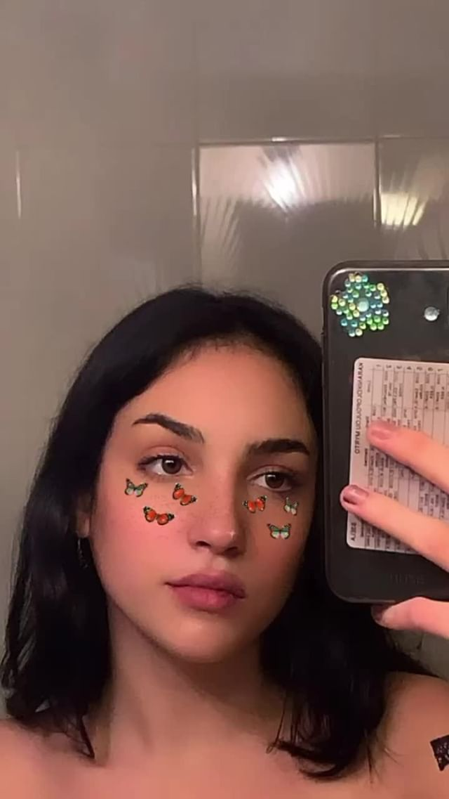 Instagram filter cutie