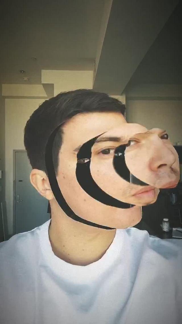 Instagram filter Sliced