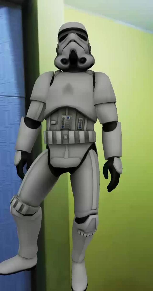 enmanuel2109.03 Instagram filter stormtrooper