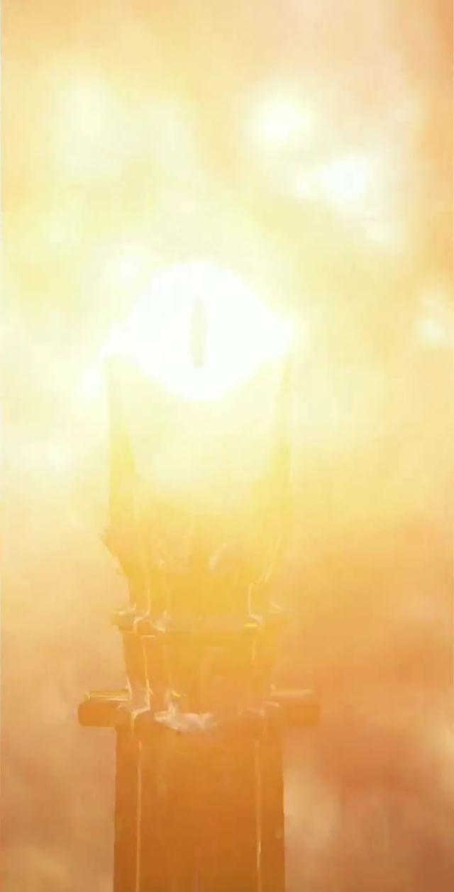 Instagram filter Retina of Sauron