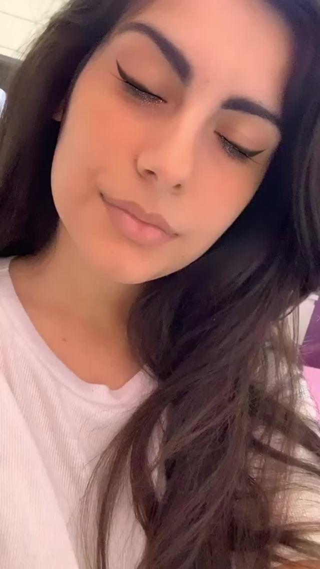 Instagram filter GlitterMakeup