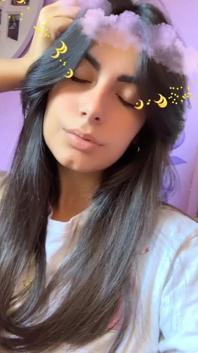Instagram filter Goodnight