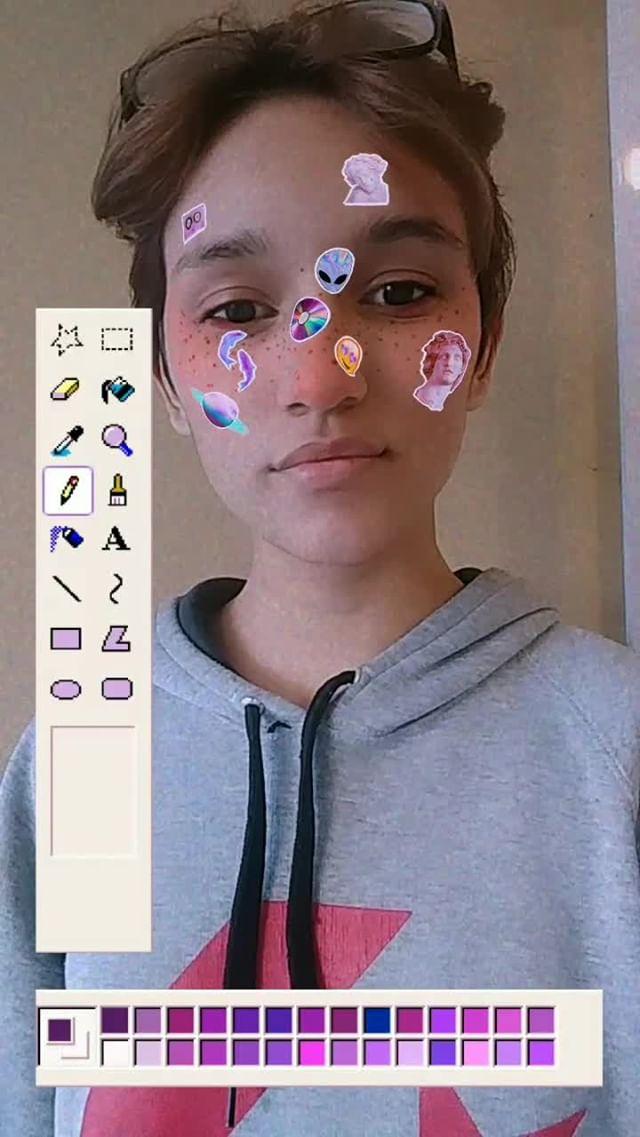 Instagram filter Stickerswave