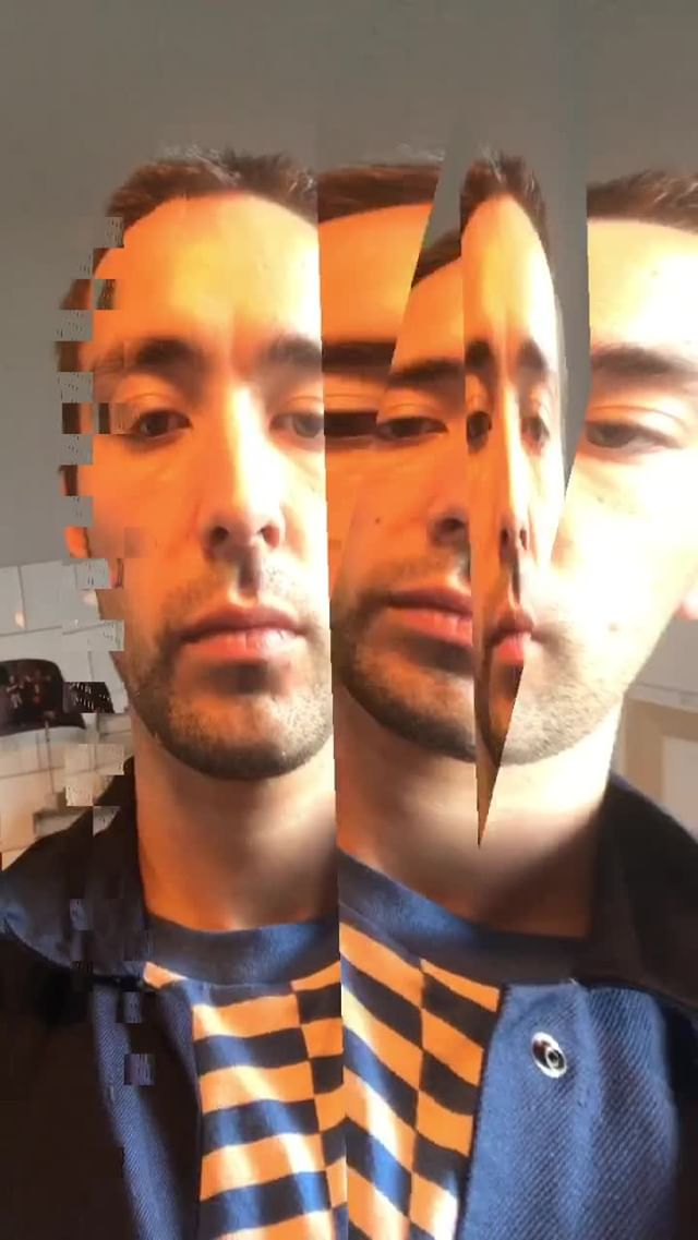Instagram filter Perceptive Lapse