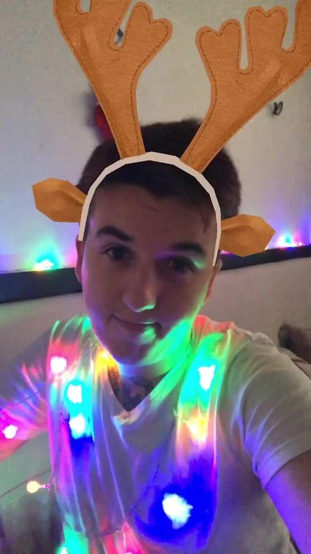 Instagram filter Antlers