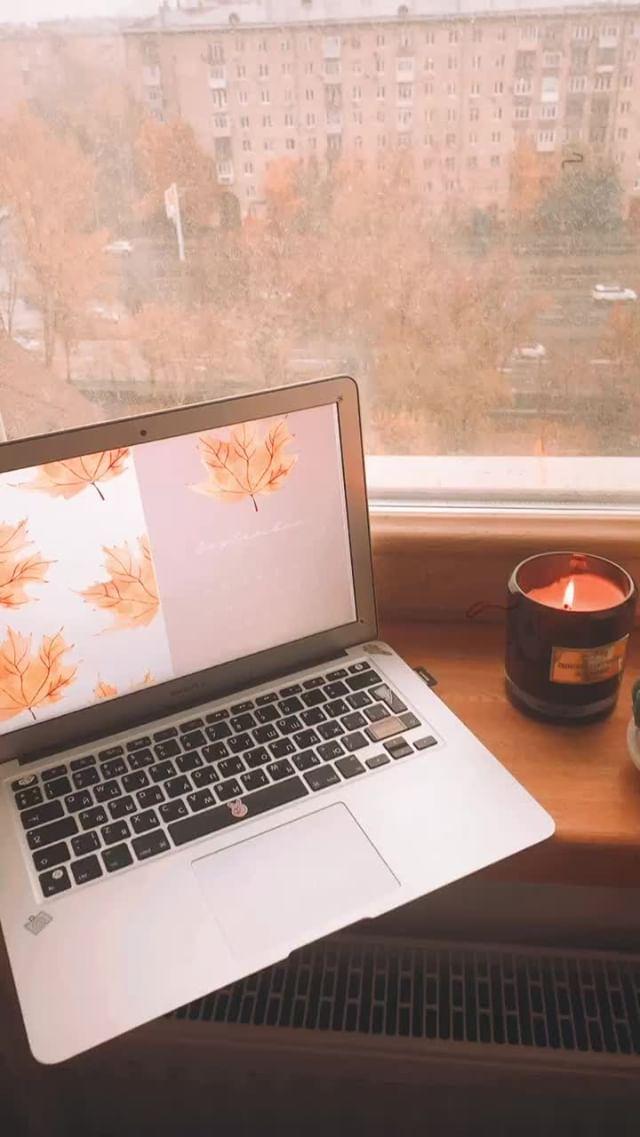 Instagram filter autumn vibe