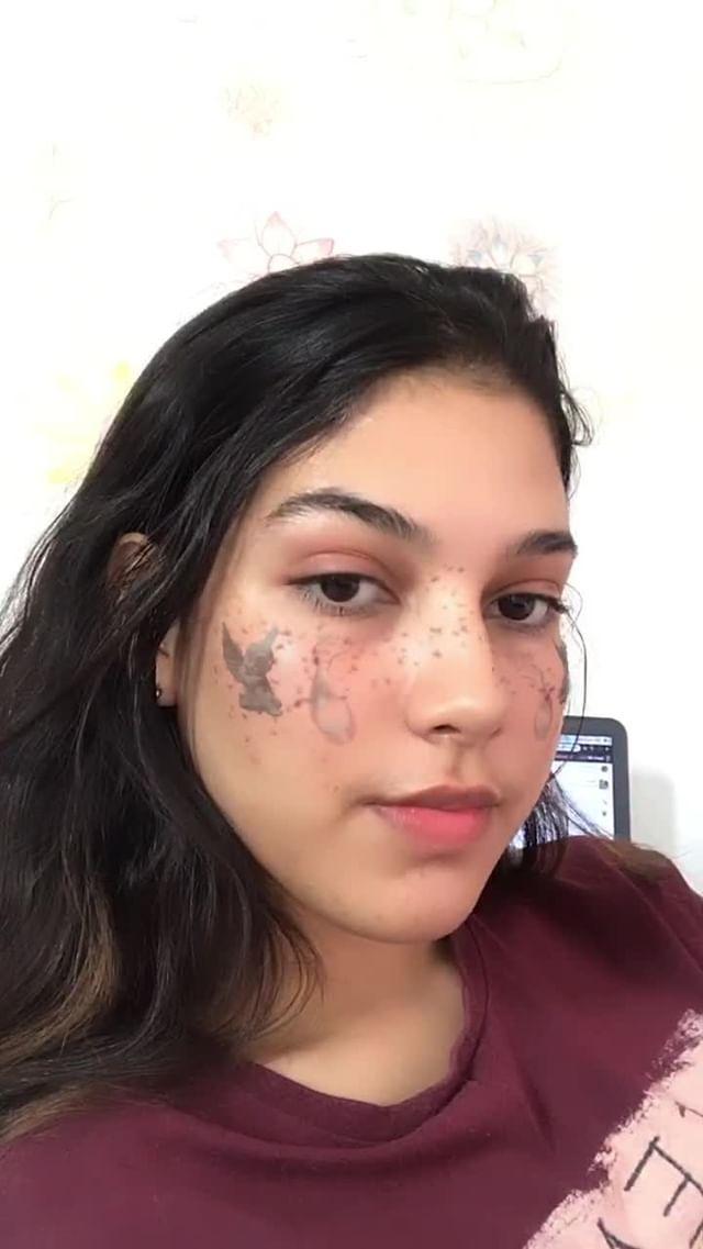 Instagram filter Tears