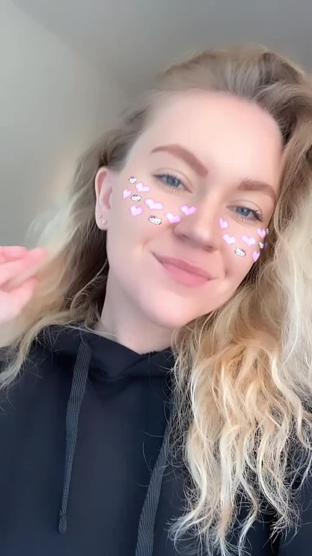 Instagram filter kitty