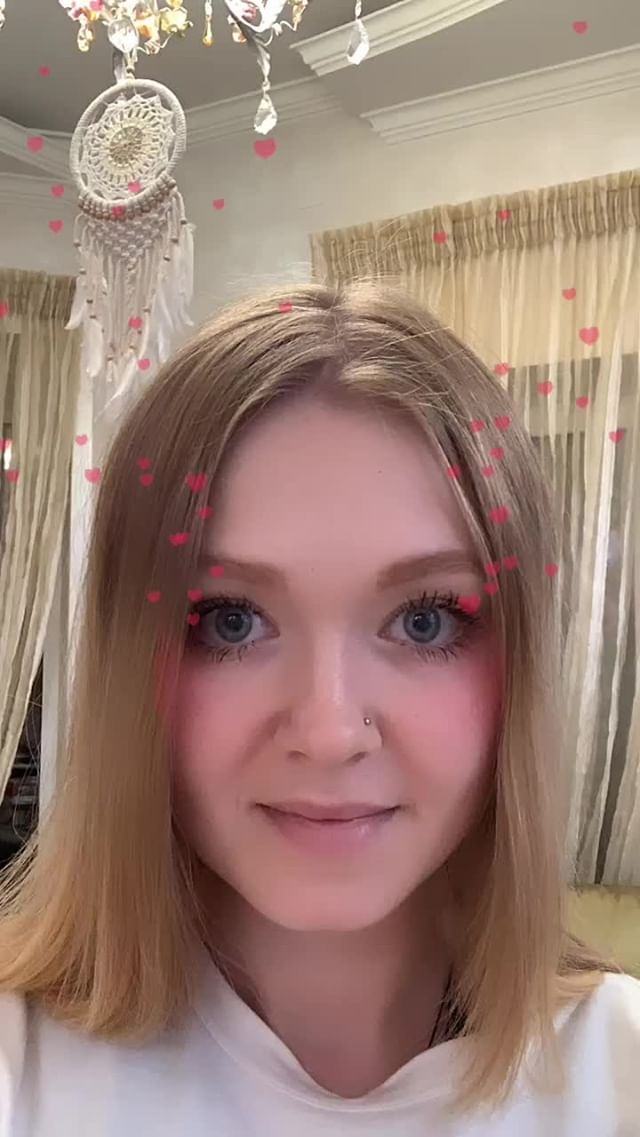Instagram filter Hearts