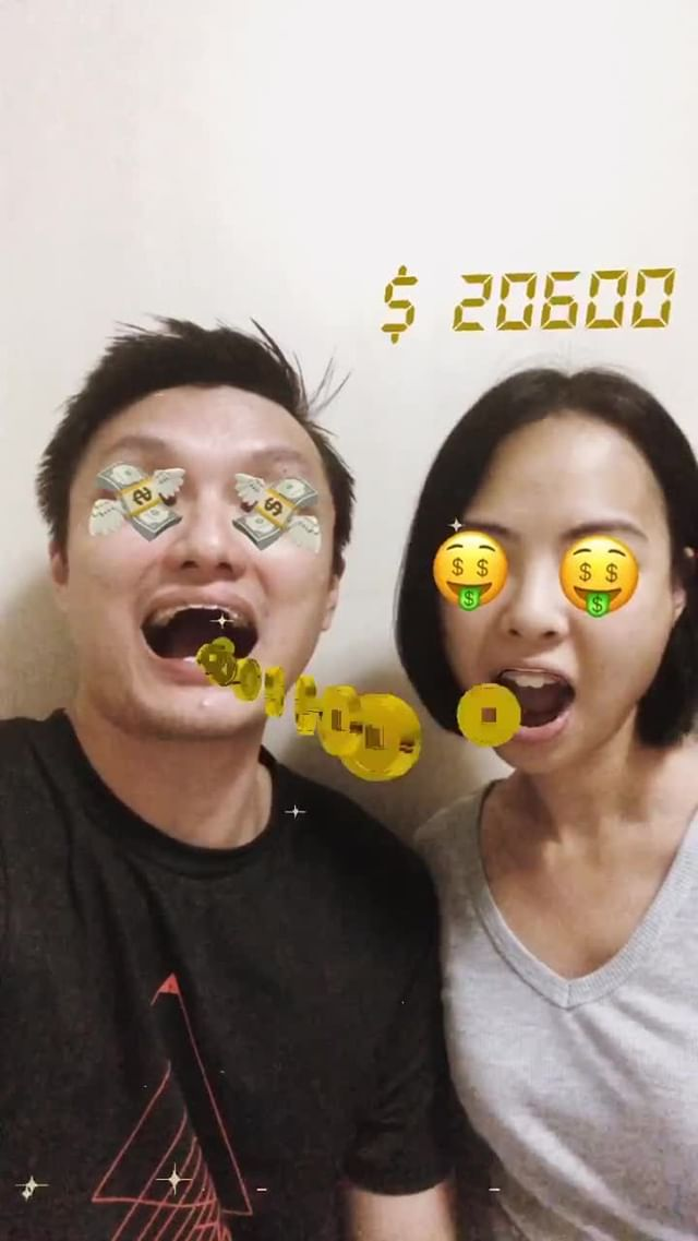 Instagram filter ATM 發