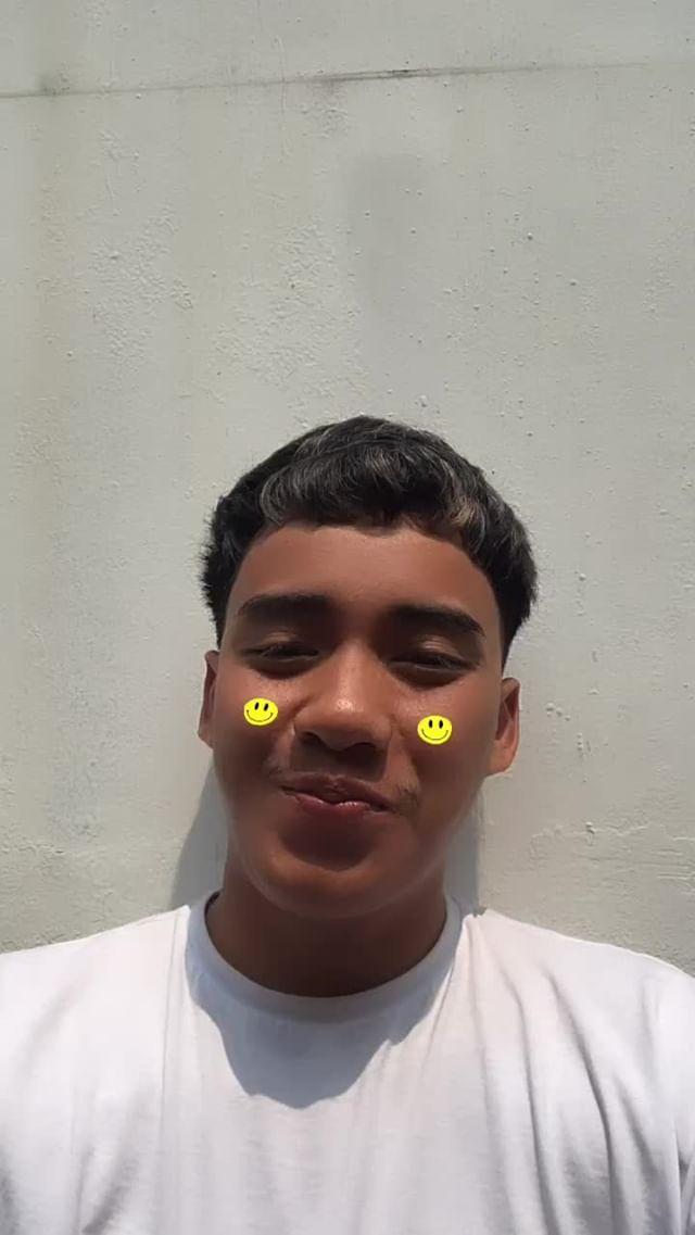 Instagram filter Senyum