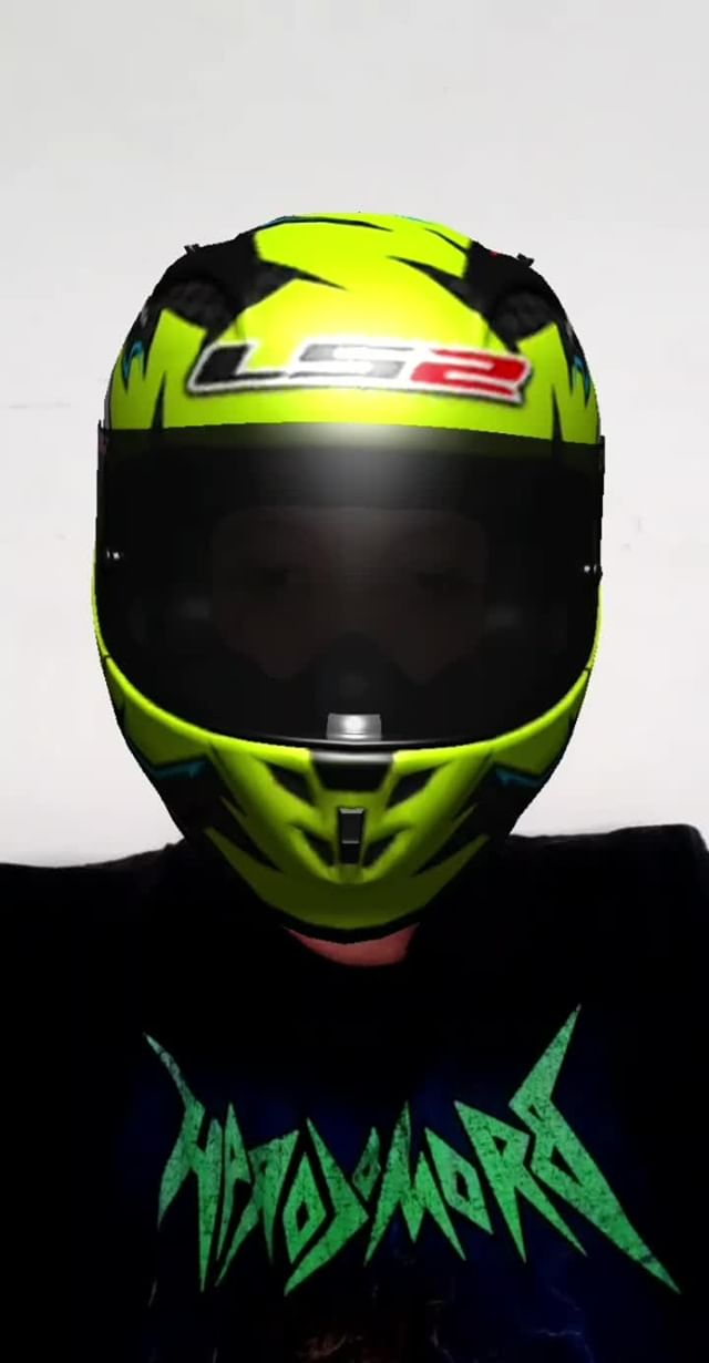 Instagram filter LS2 Helmets