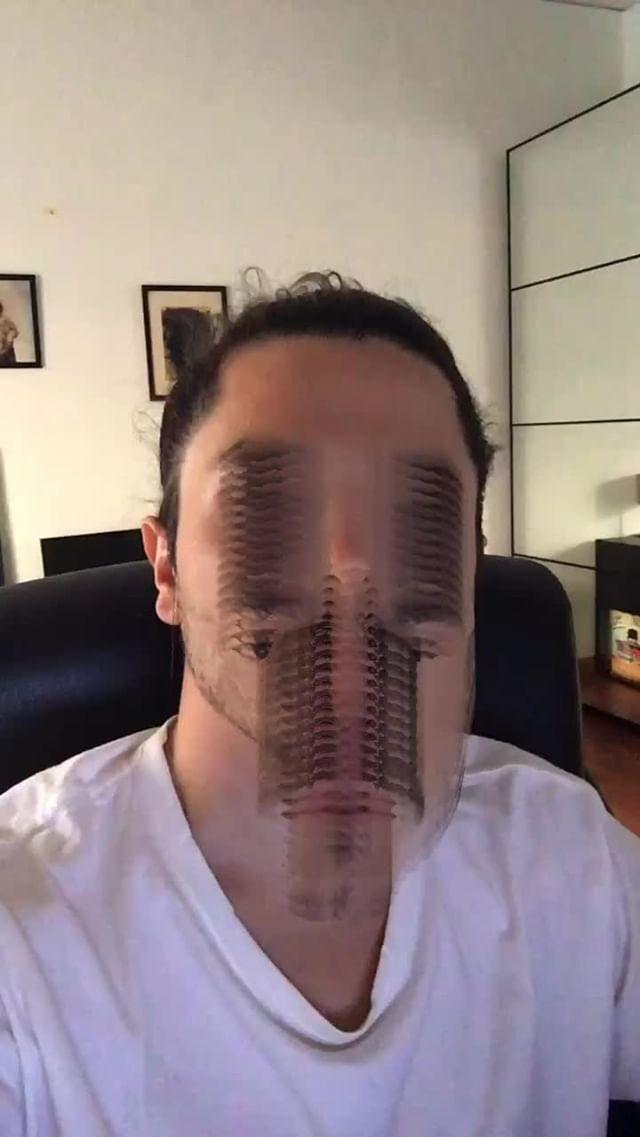 malf.visuals Instagram filter Fake Sorter