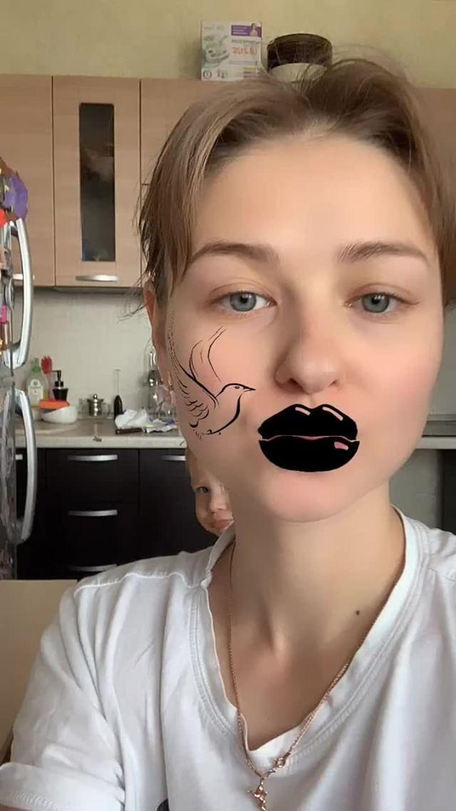 Instagram filter ласточка