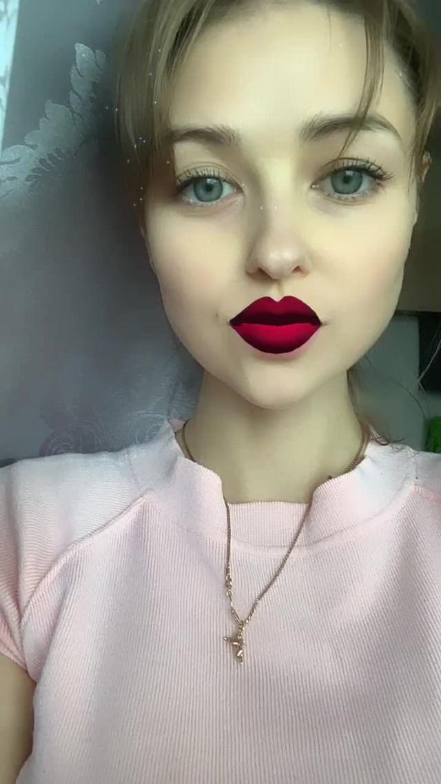 Instagram filter мисс красоты