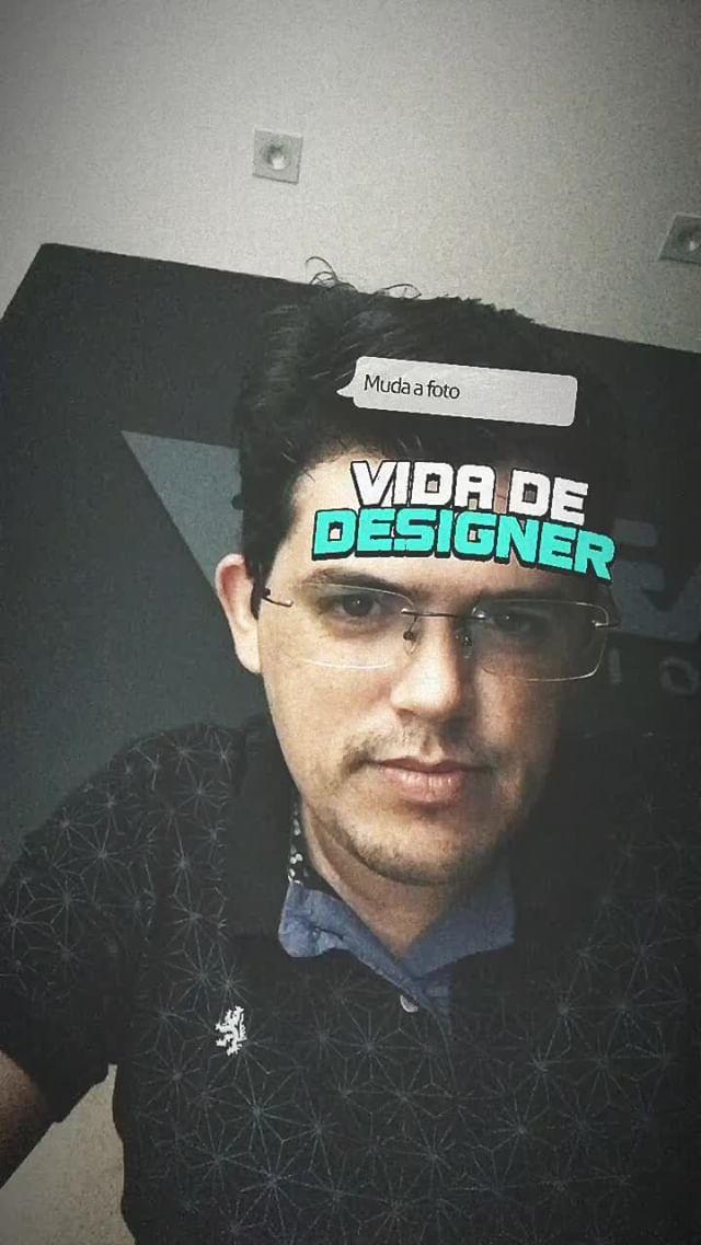 Instagram filter Vida de designer