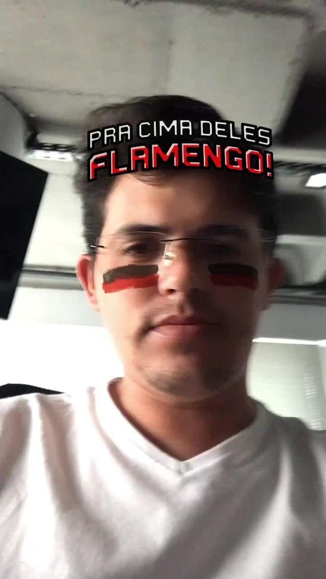 Instagram filter Pra cima deles Mengo