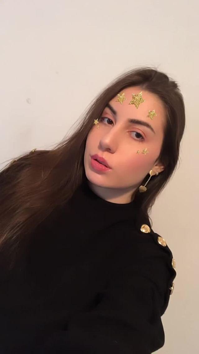 Instagram filter Shining Stars