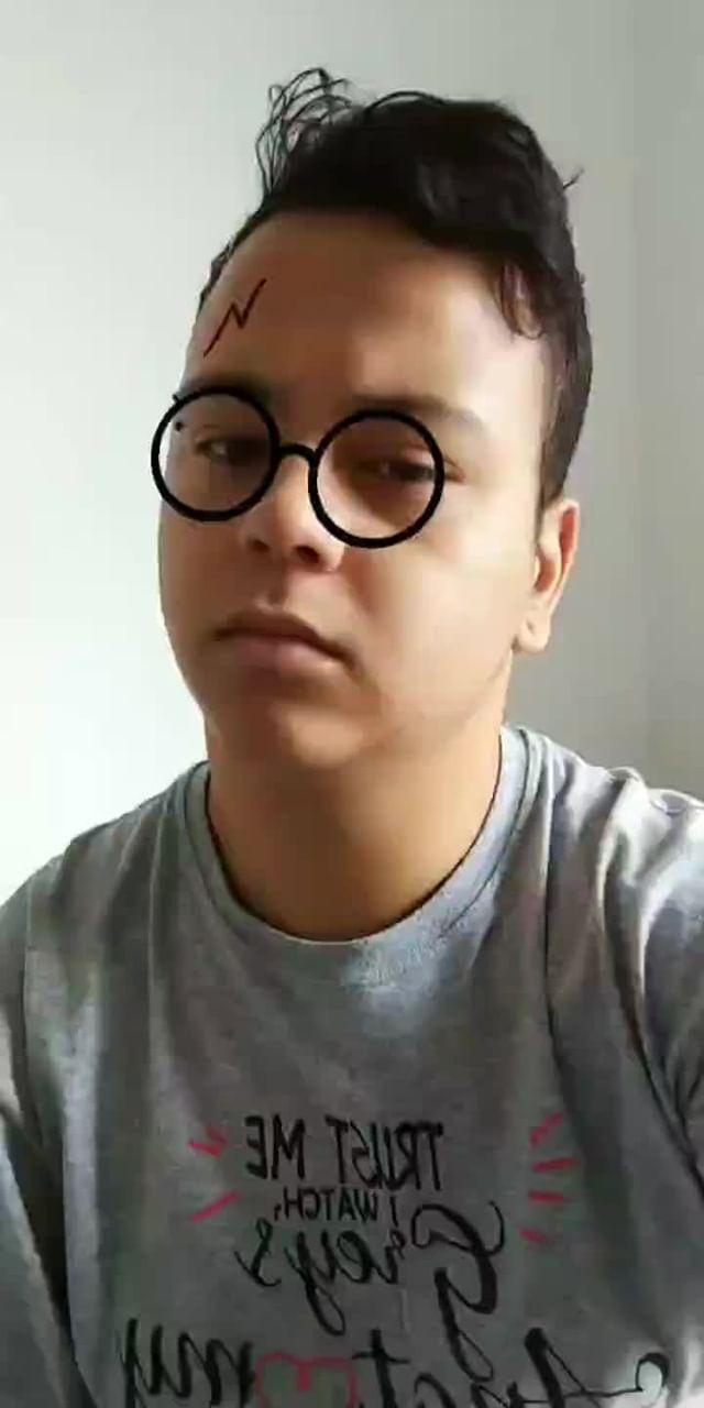 Instagram filter Harry Potter