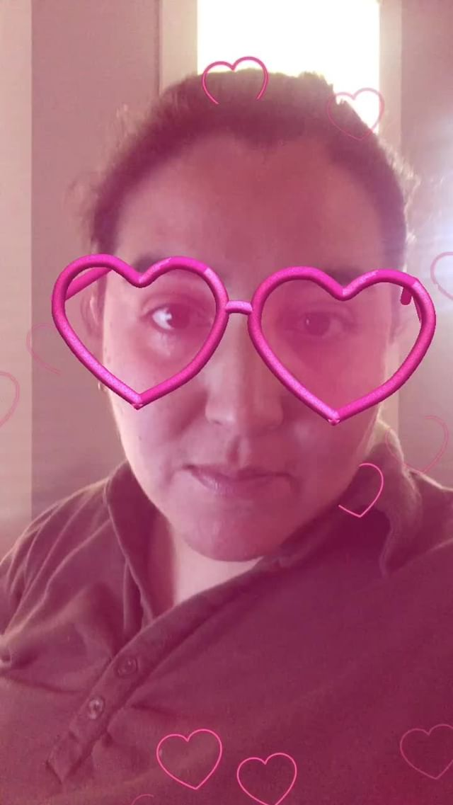 Instagram filter LoveGlasses