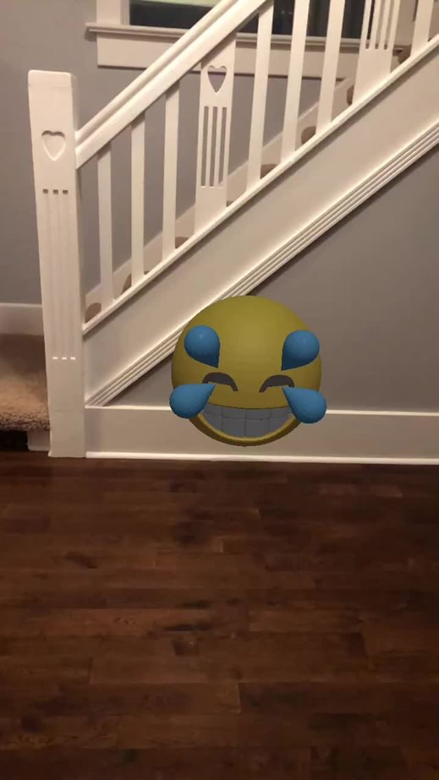 Instagram filter Emoji3D