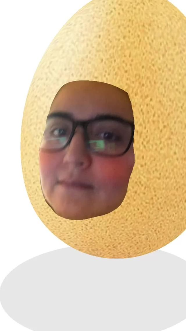 Instagram filter Egg