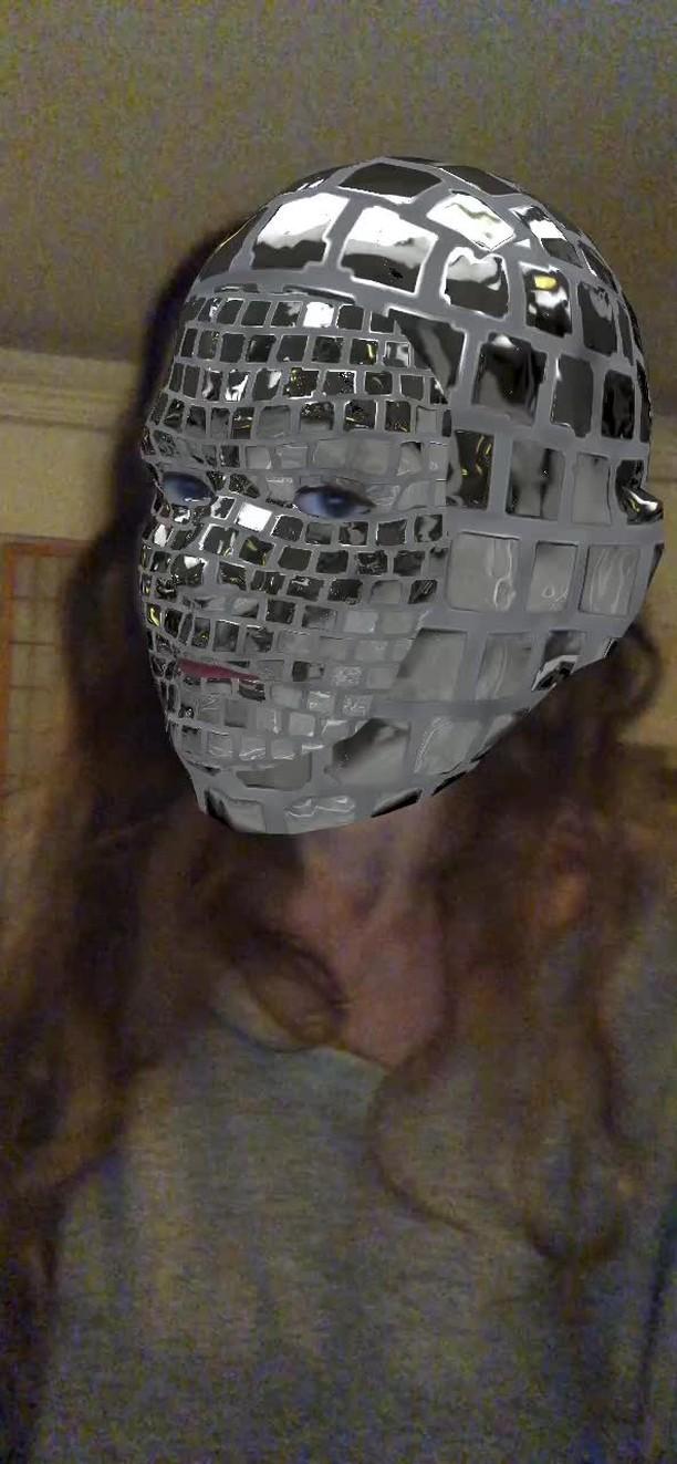 sarahbrodsky.love Instagram filter Disco Face