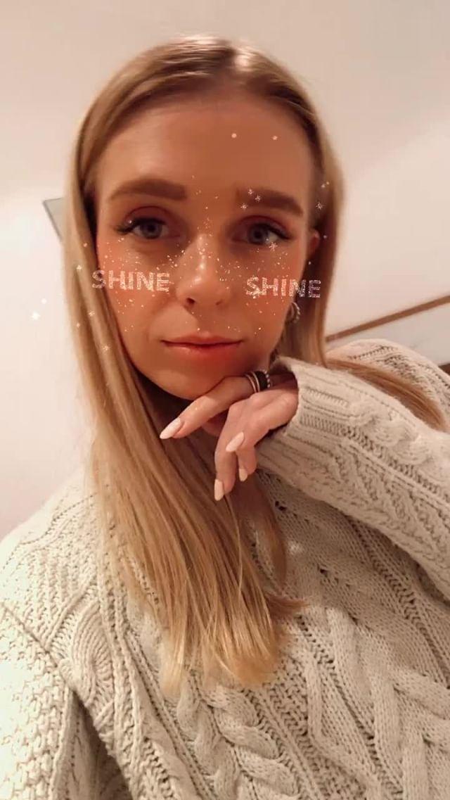 Instagram filter Shine bb
