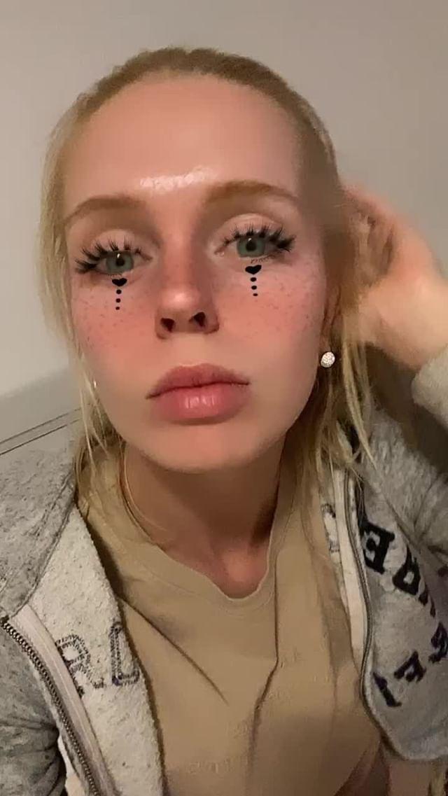 Instagram filter ICE BABY 2.0