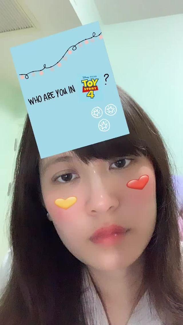 pployapw Instagram filter Who r u in toy story