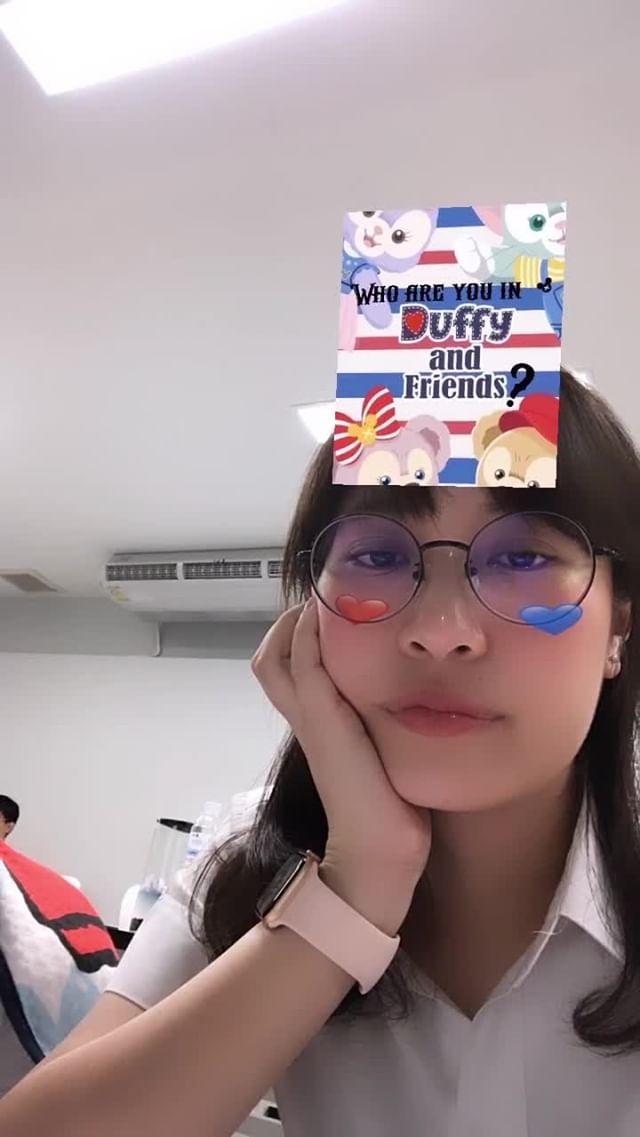 Instagram filter Who r u in duffy&frd
