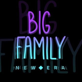 bigfamilynewera Instagram filters profile picture
