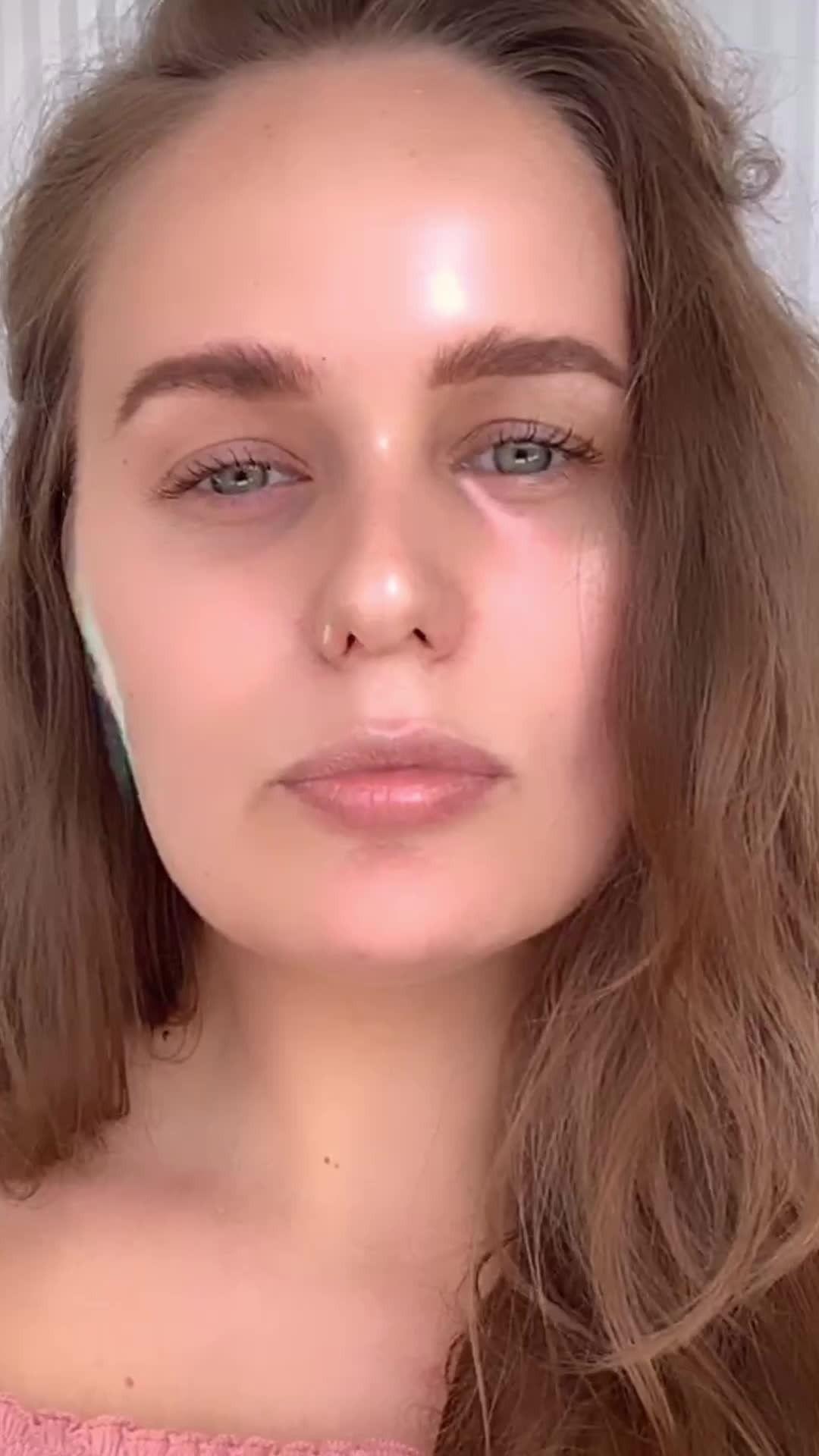 Instagram filter Glow