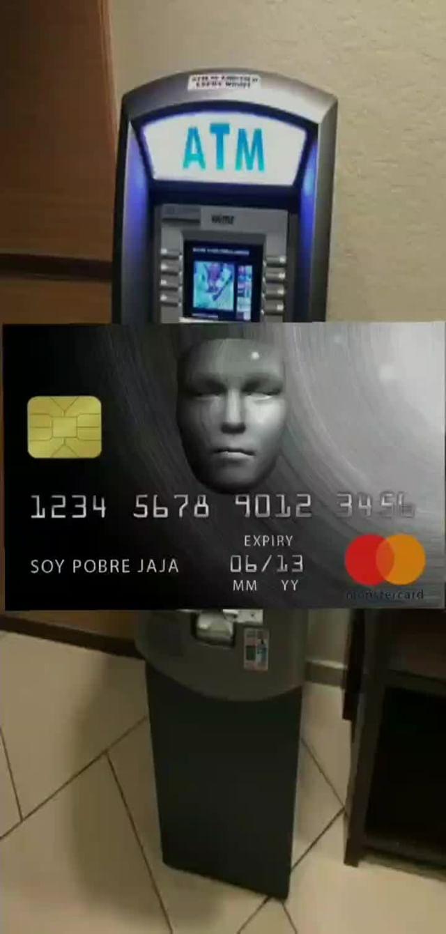 Instagram filter credit card