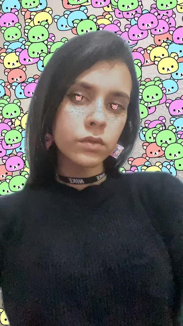 Instagram filter リラックマ