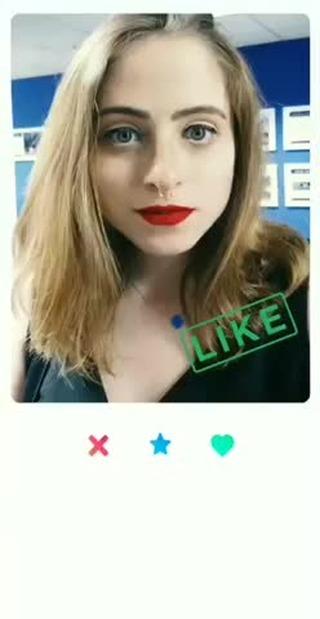 Instagram filter Tndr
