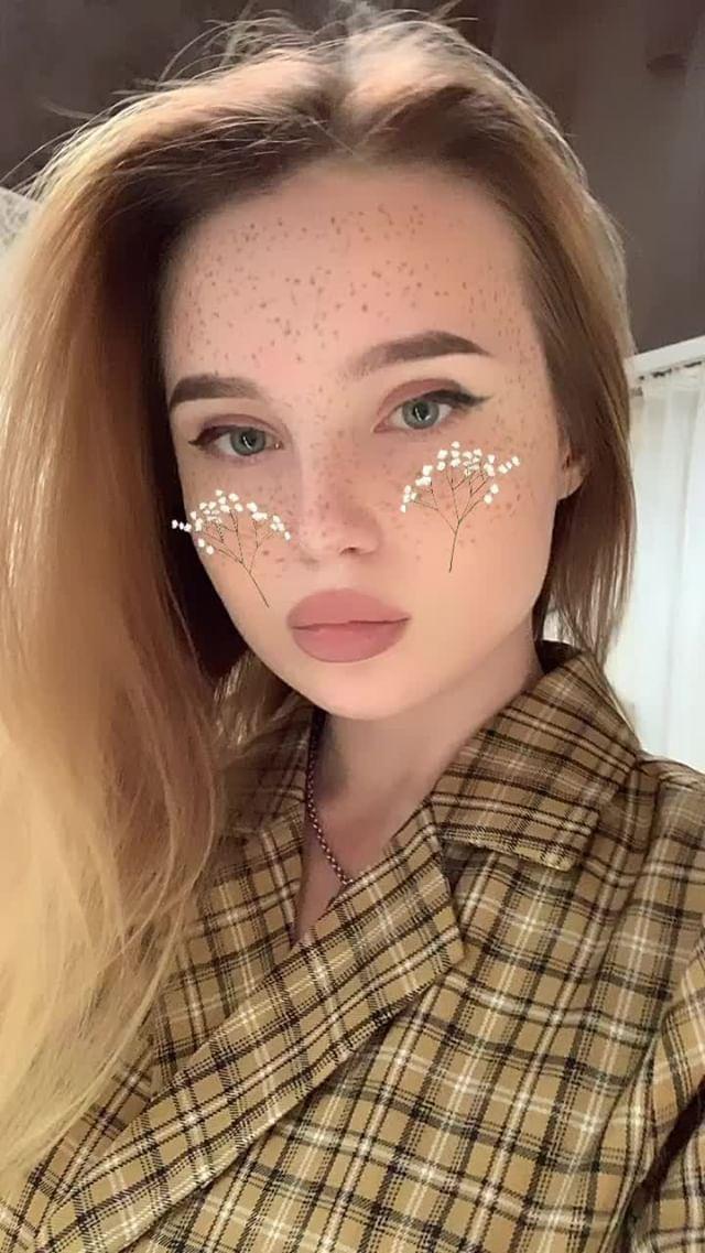 Instagram filter flower