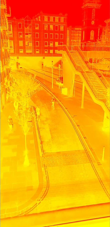 Instagram filter heatwave