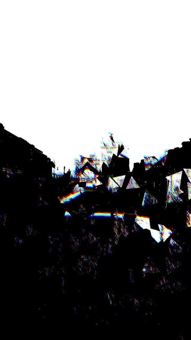 Instagram filter fragment rain