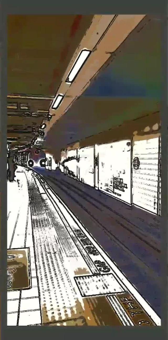 Instagram filter speed sketch