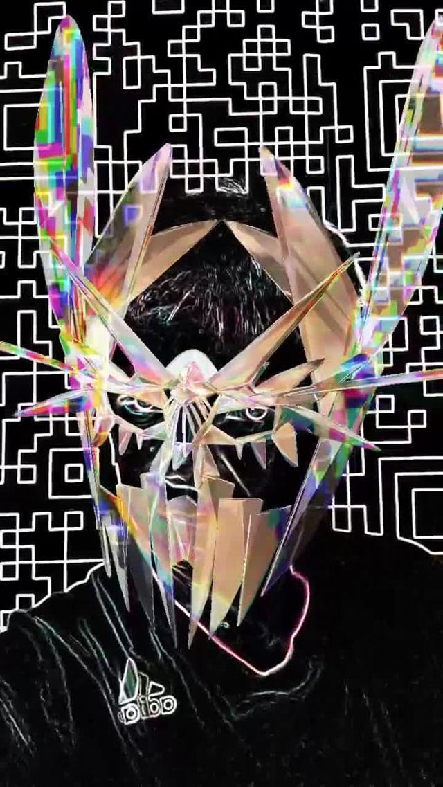 Instagram filter PRISMA Mask