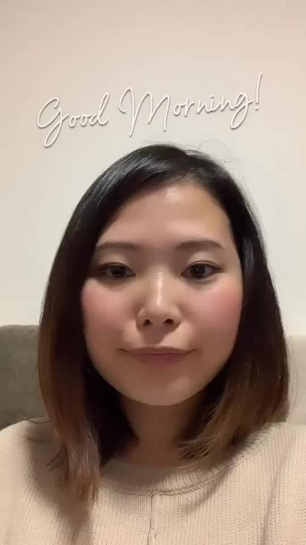 Instagram filter GoodMorningEffects
