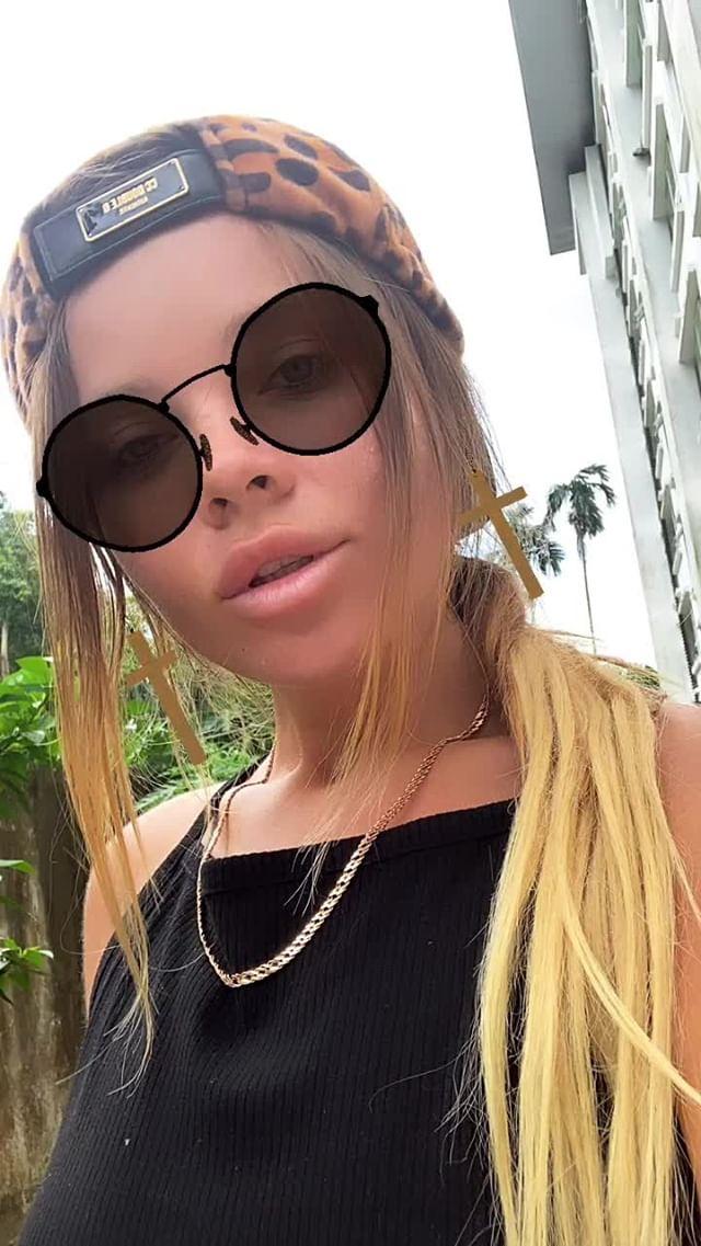 Instagram filter Glasses|Varlamova